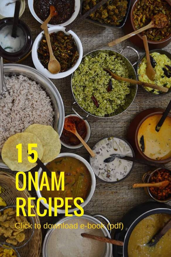 Seemskitchen authentic recipes from a kerala kitchen onam e book forumfinder Image collections